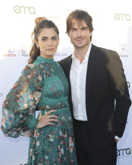 Nikki Reed and Ian Somerhalder Issued A Statement About That Pill Story
