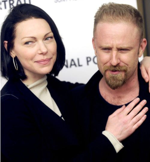 Laura Prepon And Ben Foster Got Married