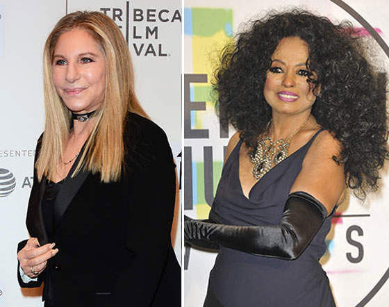 Barbra Streisand Clarifies Her Comments On Michael Jackson, And Diana Ross Adds Her Own