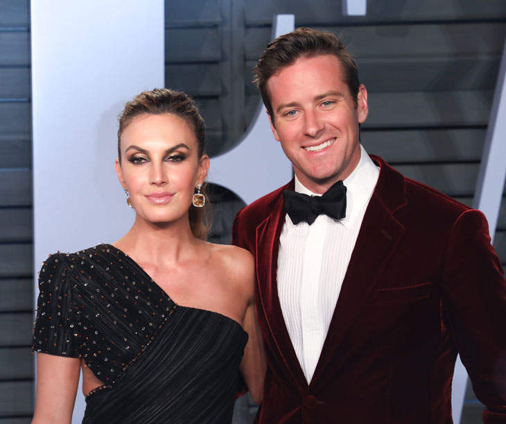 Armie Hammer And His Wife Elizabeth Both Filed For Divorce After 10 Years Of Marriage