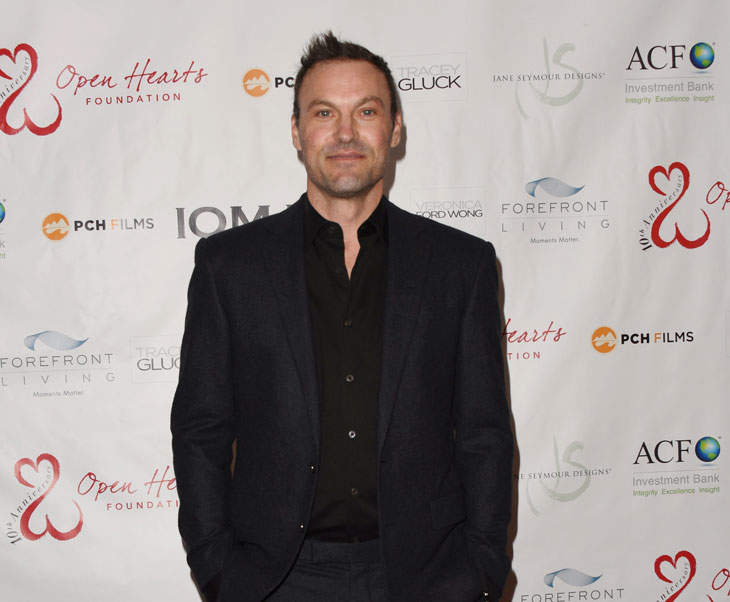 "Brian Austin Green Is ""Disappointed"" That Courtney Stodden Posted That Hot Tub Video Of Them"