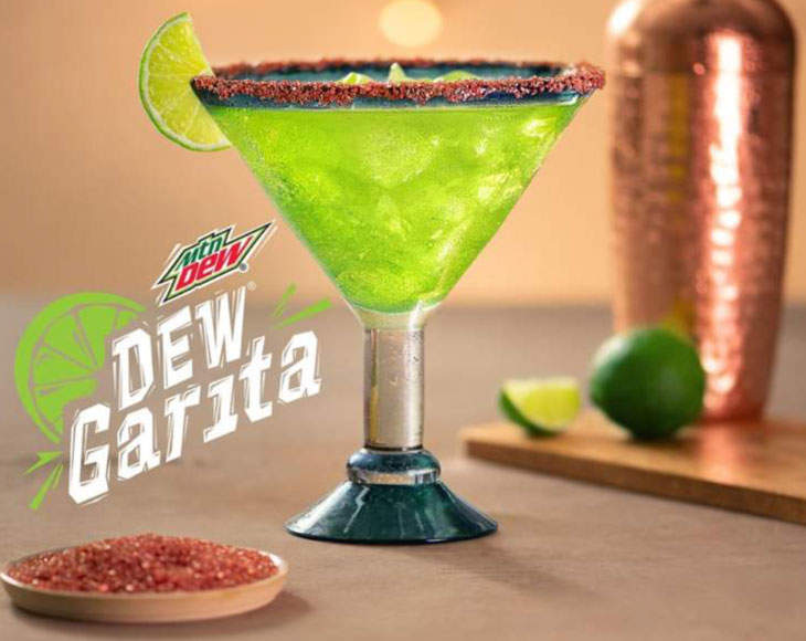 "Open Post: Hosted By Red Lobster's New ""Dew Garita"""